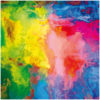 "Das Motiv ""colours"" aus dem Akustikbilder Katalog der Firma AkuTec"