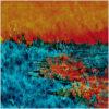 "Das Motiv ""Autumn at Watumba Beach"" aus dem Akustikbilder Portfolio der Firma AkuTec"